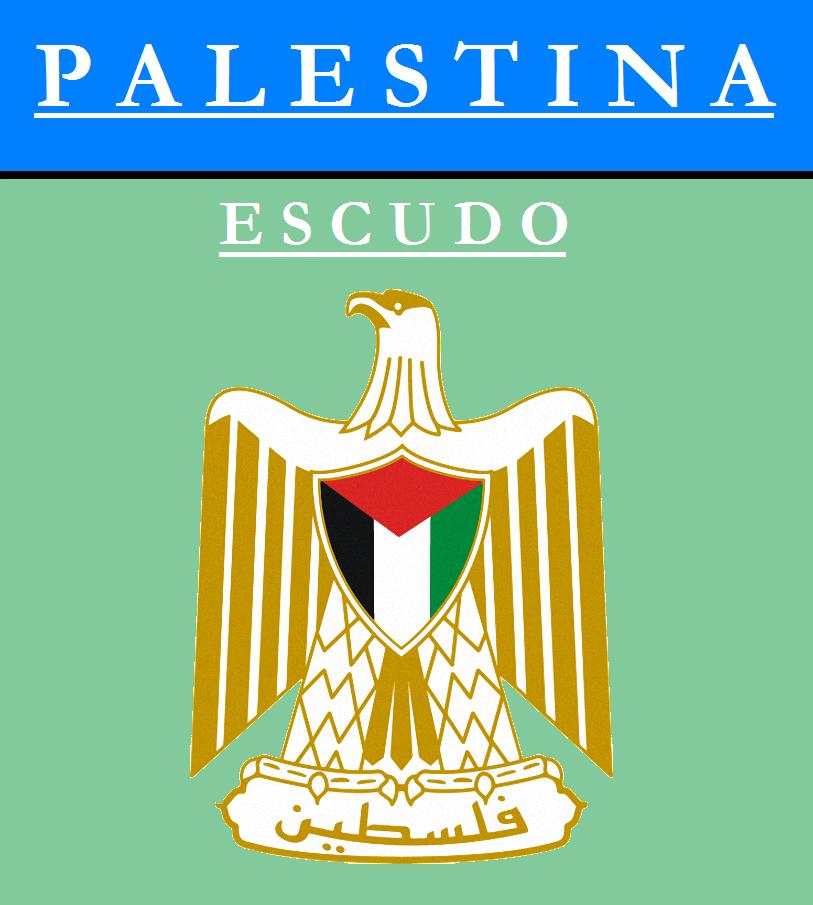 Escudo de ESCUDO DE PALESTINA