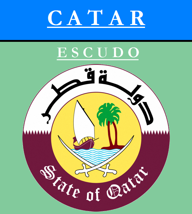 Escudo de ESCUDO DE QATAR
