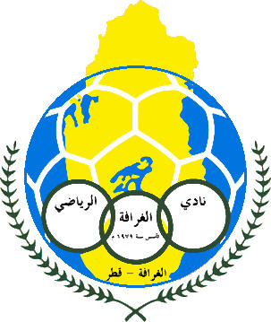 Escudo de AL-GHARAFA S.C. (QATAR)