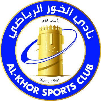 Escudo de AL-KHOR S.C. (QATAR)