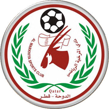 Escudo de AL-MARKHIYA S.C. (QATAR)