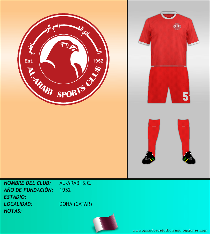 Escudo de AL-ARABI S.C.