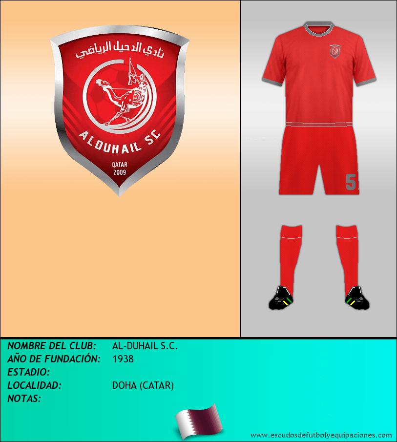 Escudo de AL-DUHAIL S.C.