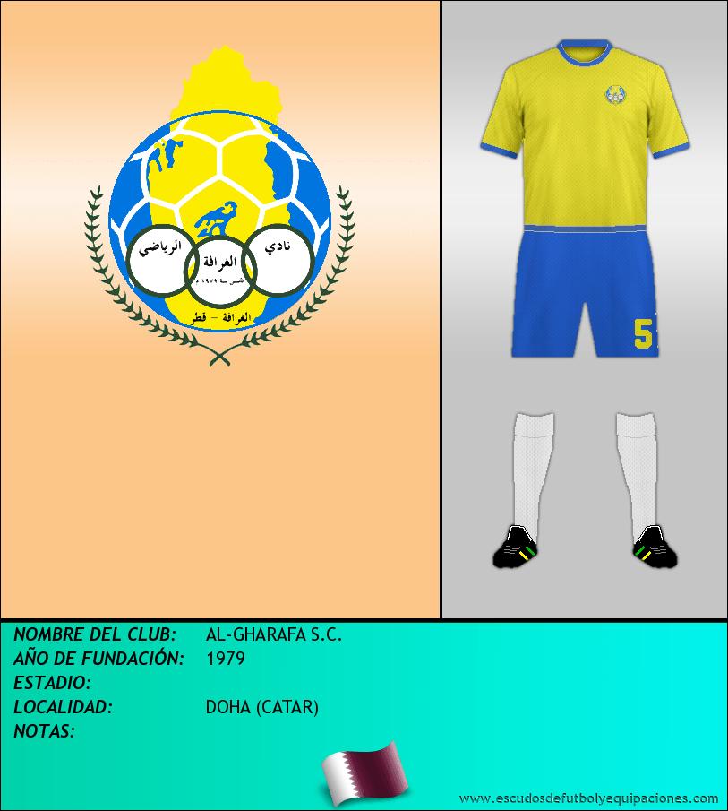 Escudo de AL-GHARAFA S.C.
