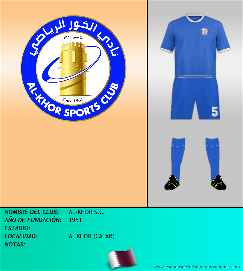 Escudo de AL-KHOR S.C.