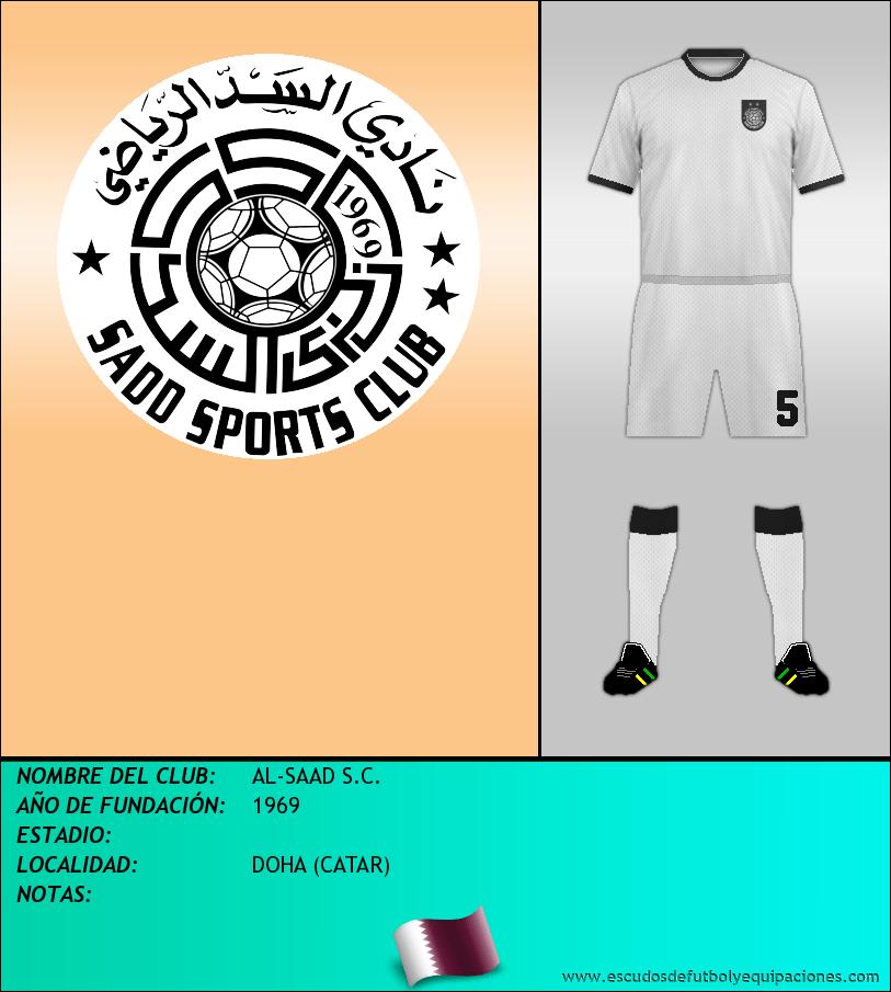 Escudo de AL-SAAD S.C.