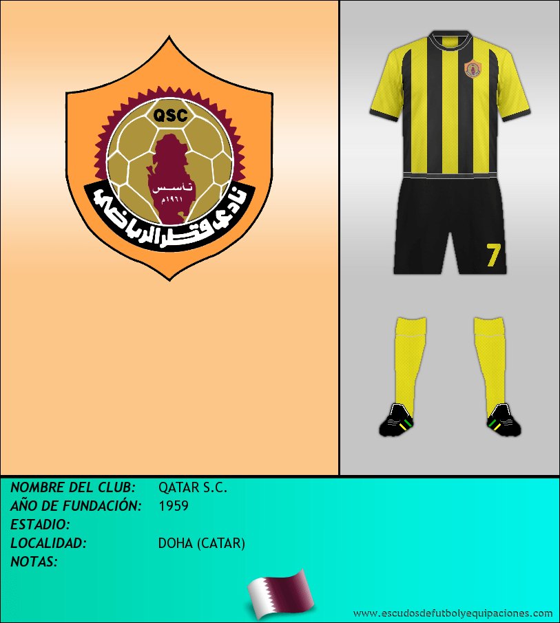 Escudo de QATAR S.C.