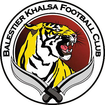 Escudo de BALESTIER KHALSA F.C. (SINGAPUR)
