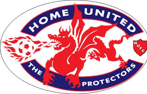 Escudo de HOME UNITED F.C. (SINGAPUR)