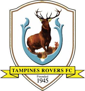 Escudo de TAMPINES ROVERS F.C. (SINGAPUR)