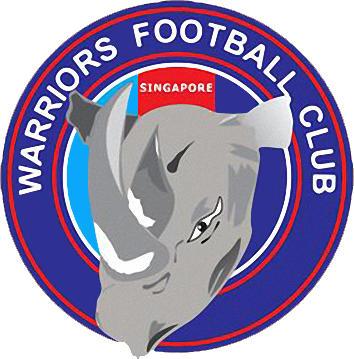 Escudo de WARRIORS F.C. (SINGAPUR)