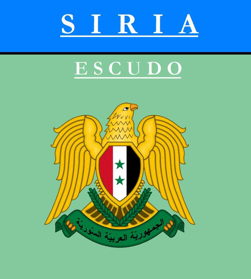 Escudo de ESCUDO DE SIRIA