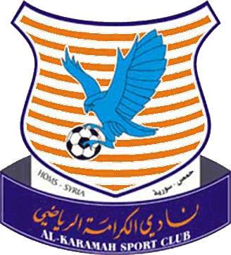 Escudo de AL KARAMAH S.C. (SIRIA)