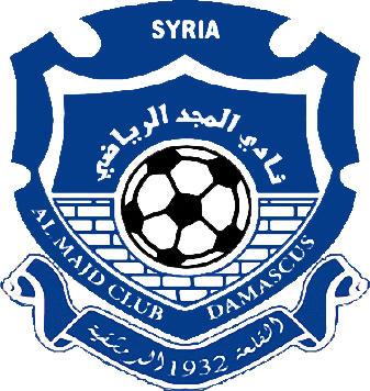 Escudo de AL MAJD DAMASCO (SIRIA)
