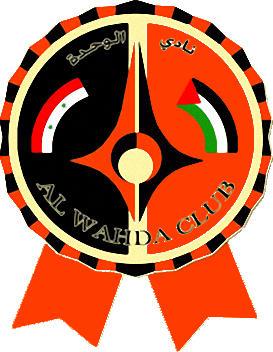 Escudo de AL WAHDA S.C. (SIRIA)