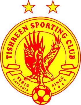 Escudo de TISHREEN S.C. (SIRIA)