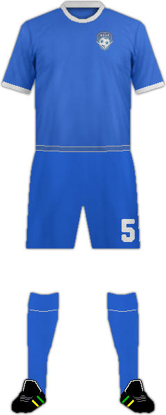 Camiseta BLUE STAR S.C.