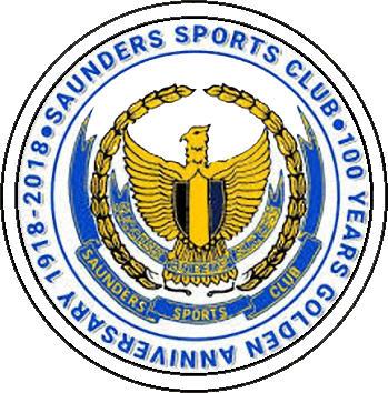 Escudo de SAUNDERS S.C. (SRI LANKA)