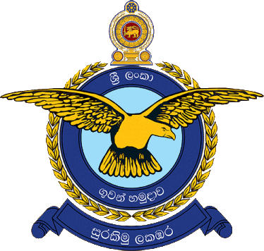 Escudo de SRI LANKA AIR FORCE S.C. (SRI LANKA)