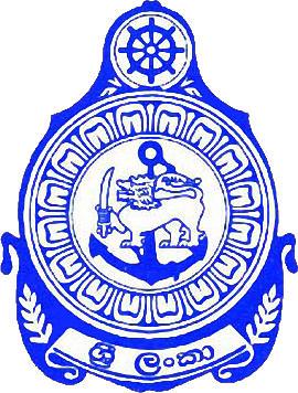 Escudo de SRI LANKA NAVY S.C. (SRI LANKA)