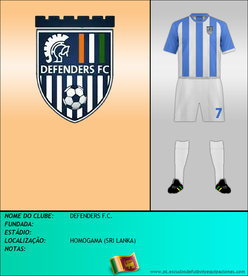 Escudo de DEFENDERS F.C.