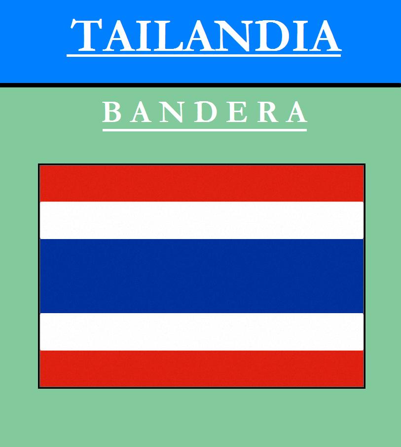 Escudo de BANDERA DE TAILANDIA