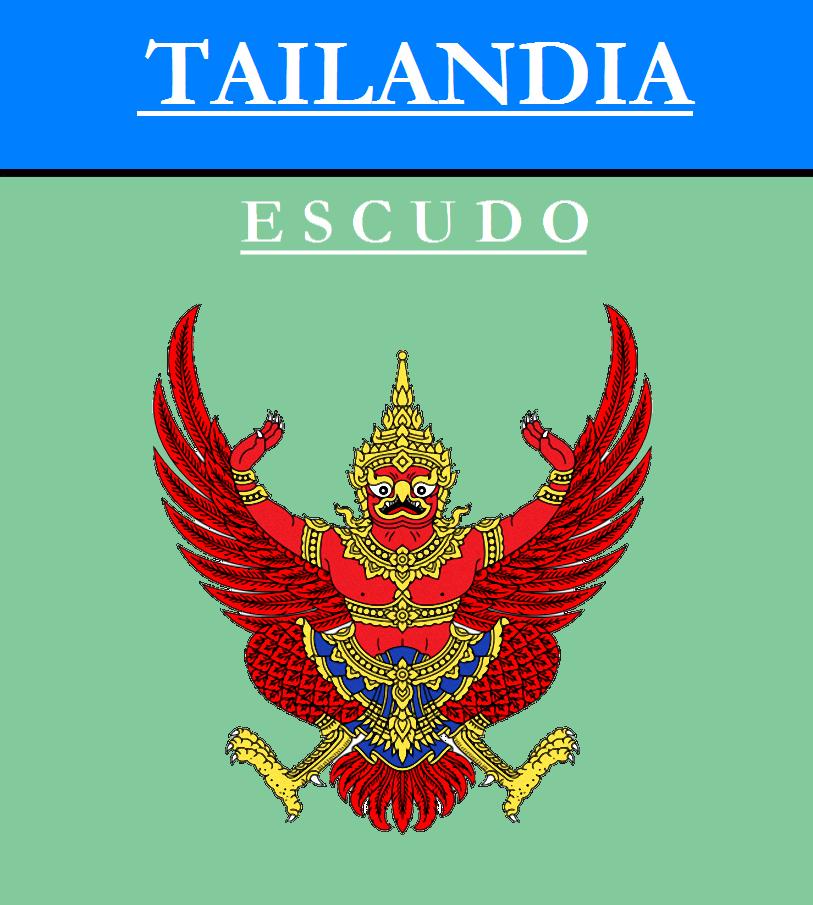 Escudo de ESCUDO DE TAILANDIA