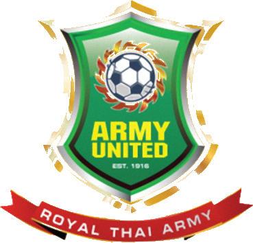 Escudo de ARMY UNITED F.C. (TAILANDIA)