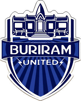 Escudo de BURIRAM UNITED F.C. (TAILANDIA)