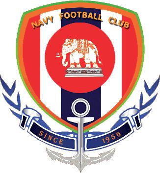 Escudo de NAVY F.C. (TAILANDIA)