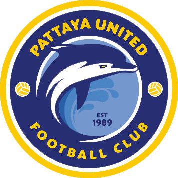 Escudo de PATTAYA UNITED F.C. (TAILANDIA)
