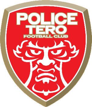 Escudo de POLICE TERO F.C. (TAILANDIA)