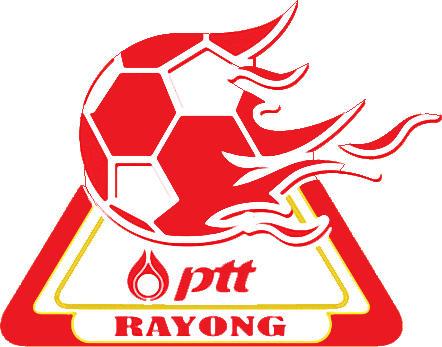 Escudo de PTT RAYONG F.C. (TAILANDIA)