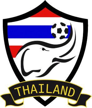 Escudo de SELECCIÓN DE TAILANDIA (TAILANDIA)