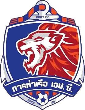 Escudo de THAI PORT F.C. (TAILANDIA)
