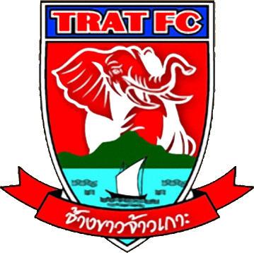 Escudo de TRAT F.C. (TAILANDIA)