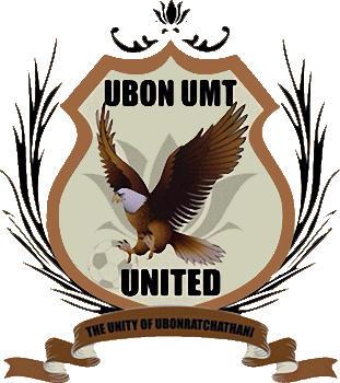 Escudo de UBON UMT UNITED F.C. (TAILANDIA)