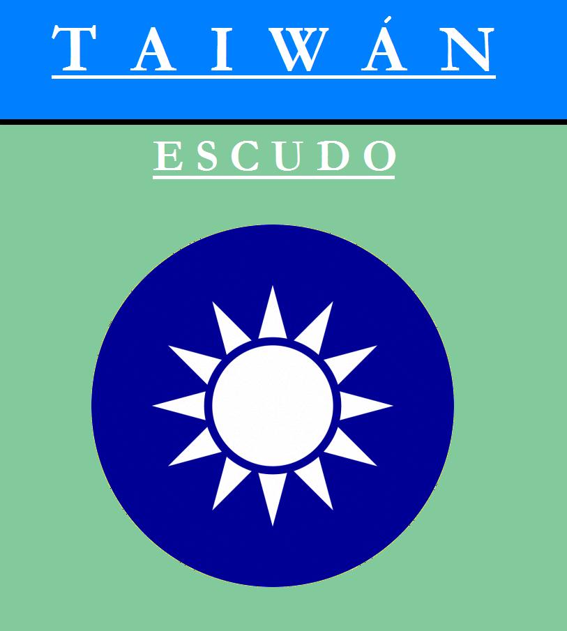 Escudo de ESCUDO DE TAIWÁN