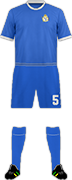 Equipación ROYAL BLUES F.C.