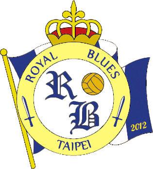 Escudo de ROYAL BLUES F.C. (TAIWÁN)