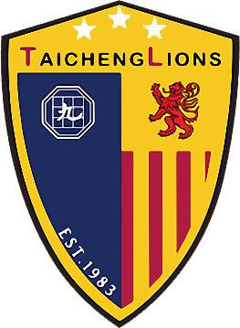 Escudo de TAICHENG LIONS F.C. (TAIWÁN)