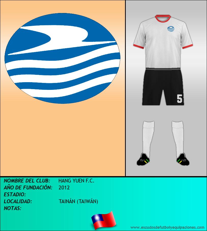 Escudo de HANG YUEN F.C.