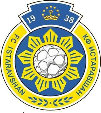 Escudo de F.C. ISTARAVSHAN (TAYIKISTÁN)