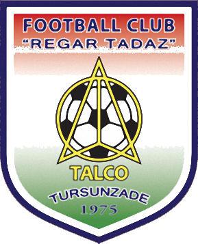 Escudo de F.C. REGAR TADAZ (TAYIKISTÁN)