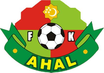 Escudo de F.K. AHAL (TURKMENISTÁN)