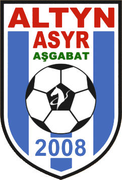 Escudo de F.K. ALTYN ASYR (TURKMENISTÁN)