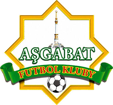 Escudo de F.K. ASGABAT (TURKMENISTÁN)
