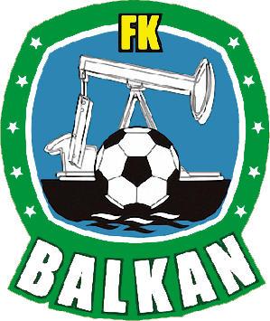 Escudo de F.K. BALKAN (TURKMENISTÁN)