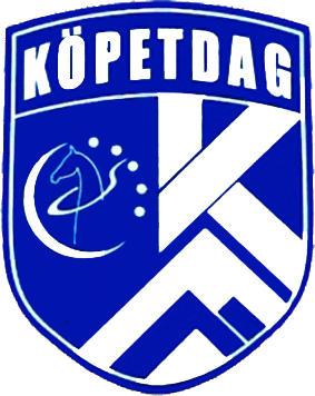 Escudo de F.K. KÖPETDAG (TURKMENISTÁN)