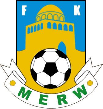 Escudo de F.K. MERW MARY (TURKMENISTÁN)